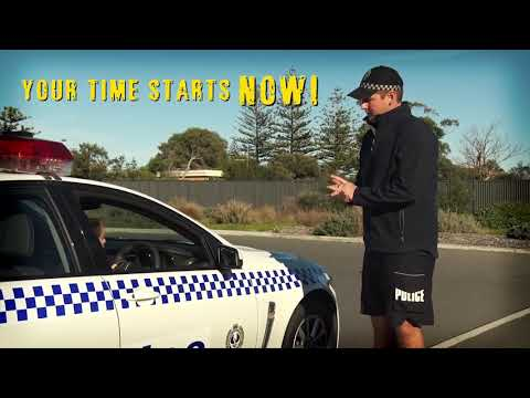 SAPOL's Fit For Duty Test
