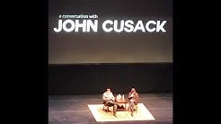 John Cusack : A conversation with John Cusack at the Hanover Theater in Worcester 5 17 19