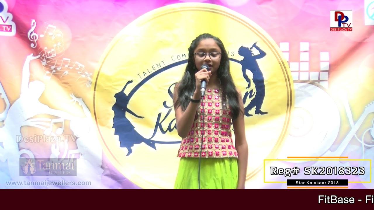 Participant Reg# SK2018-323 Performance - 1st Round - US Star Kalakaar 2018 || DesiplazaTV