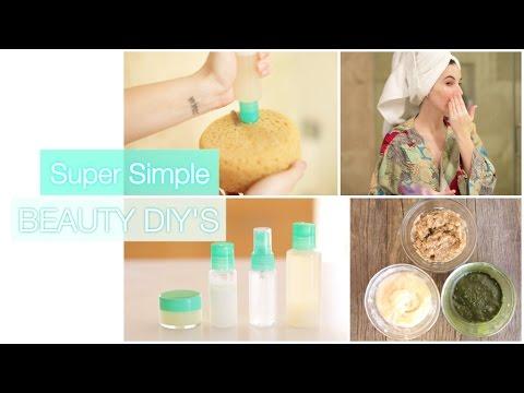 Super Simple Beauty DIY's