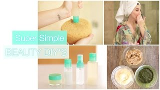 Super Simple Beauty DIY