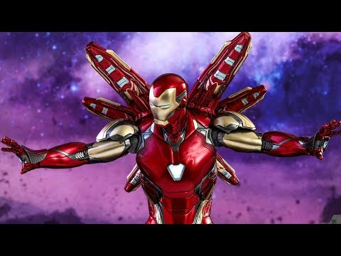 Iron Man Mark 85 Armor OFFICIALLY REVEALED - Avengers Endgame