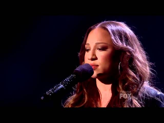 X Factor USA - Melanie Amaro - I Have Nothing - Live Show 1.mp4