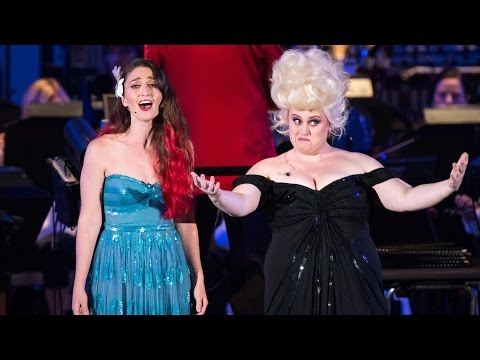 """""""Disney's The Little Mermaid: In Concert"""" at the Hollywood Bowl HIGHLIGHTS"""