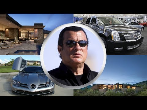 STEVEN SEAGAL ● BIOGRAPHY ● House ● Cars ● Family ●  Net worth ● 2017