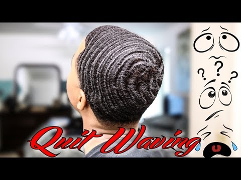 360 WAVES: QUIT WAVING