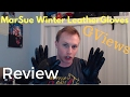 MarSue Men's Leather Winter Gloves Review