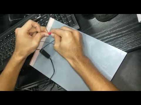 تجربة التظليل الإلكتروني من إكس صن على عينة Youtube