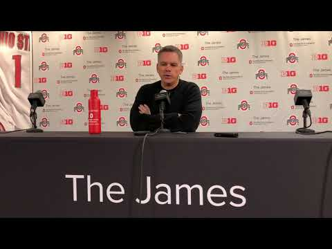 Ohio State Coach Chris Holtmann On Signing Eugene Brown III And Zed Key For 2020