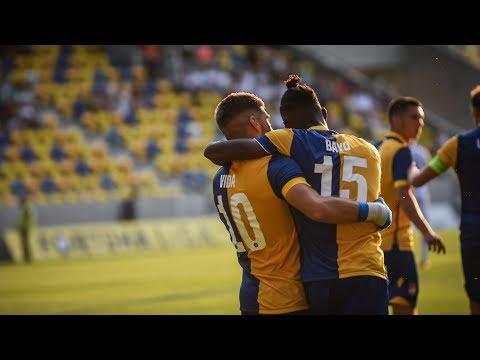 FC DAC 1904 - MFK Zemplín Michalovce 4:1 (3:0)