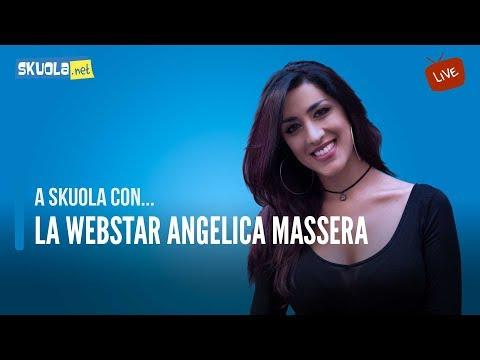 Angelica Massera ospite della nostra videochat!