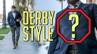 How to Dress For the Kentucky Derby 2018    Don