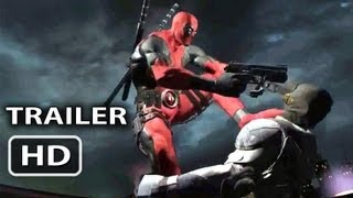 Game | Deadpool Video Game Trailer | Deadpool Video Game Trailer