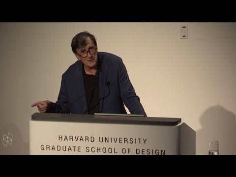 "Senior Loeb Scholar Lecture: Bruno Latour, ""A Tale of Seven Planets – An Exercise in Gaiapolitics"""
