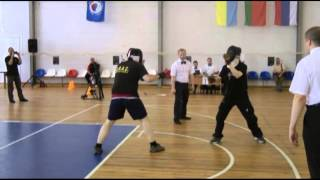 "International Tournament of Knife Fighting, May 25, 2013. Club ""S.P.A.S."""