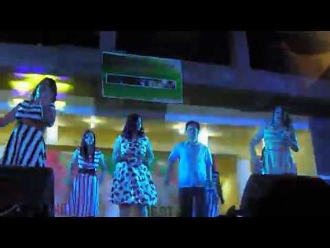 Candaba West District Night ... San Agustin Elementary School Teaching Force