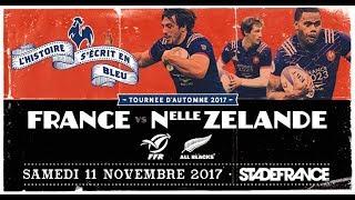 France - Nouvelle Zélande : Bande annonce