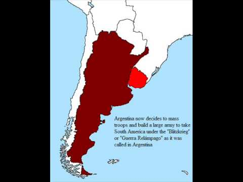 Alternate History: What if Argentina joint Axis?