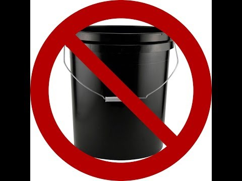 Stop Carrying Buckets!! DIY Python System for CHEAP!!