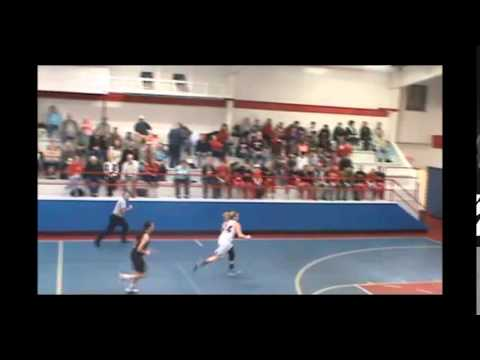 Calli Pollard #24 (Oak Mountain Academy) Junior Highlights