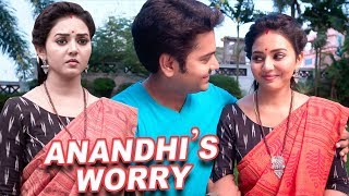 Thiru relieves Anandhi of her worry   Best of Naayagi