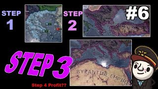 Hearts of Iron 4 - Waking the Tiger - Restoration of the Byzantine Empire - Part 6