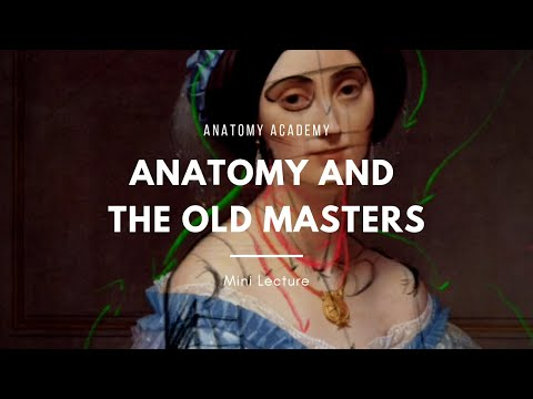 Anatomy & The Old Masters