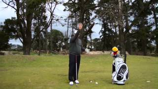 Bradley Hughes Golf- How To Play Trouble Shots