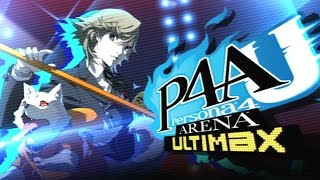 CGR Undertow - PERSONA 4 ARENA ULTIMAX review for PlayStation 3