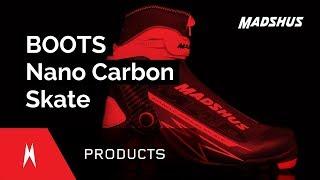 видео Обзор лыж Madshus redline carbon skate