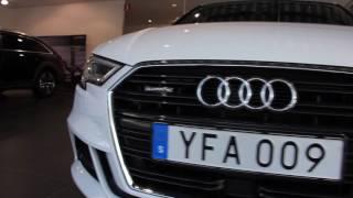 new 2017 fl audi a3 sedan 2 0tdi 150 ps quattro sport dynamic turning signals walkaround