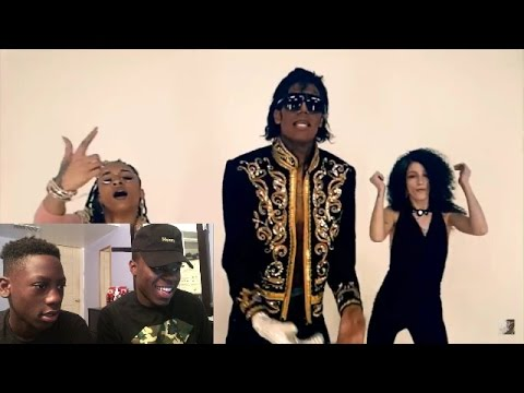 MICHAEL JACKSON NEW SONG REACTION