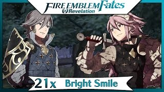 Fire Emblem Fates Revelation - Part 35 | Paralogue 21 - Bright Smile! [English Walkthrough]