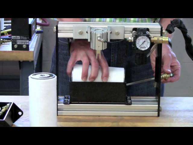 Unist - How To: Changing Roller Covers On Uni-Roller® Systems