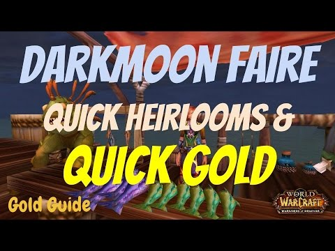 Grahran's WoW Gold | Gold Making Tips
