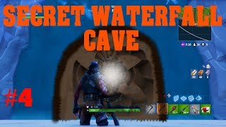 SECRET CAVE BEHIND WATERFALL IN FORTNITE! Magin 1v1's Juganza | Clips & Highlights #4