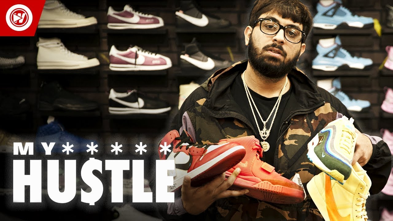 Anuel AA Goes Sneaker Shopping With