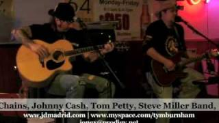 Acoustic Duo: Jd Madrid And Tym Burnham - Video Demo