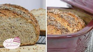 Weltmeisterbrot I das leckerste Brot ever I Brot einfach selbst Backen I Nicoles Zuckerwerk