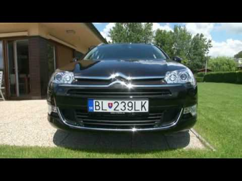 citroen c5 tourer offroad demo doovi. Black Bedroom Furniture Sets. Home Design Ideas