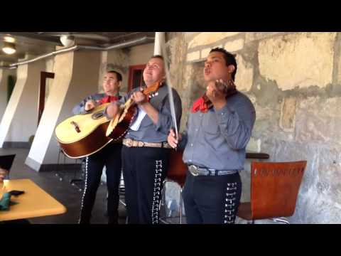 Mariachi Band at Casa Ole in San Antonio Riverwalk