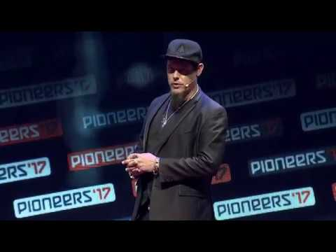 Pioneers '17 | Ralph Echemendia: How secure is your Identity?