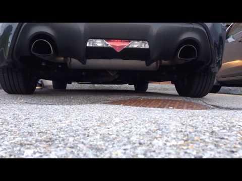 Repeat Subaru BRZ Borla UEL header and Invidia Q300 catback
