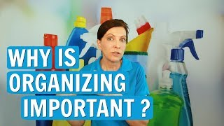 Organizing - Why is it So Important? ⭐⭐⭐⭐⭐