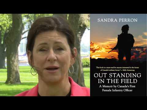 Sandra Perron, Out Standing in the Field