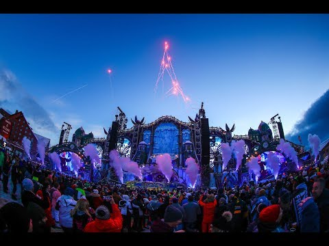 This was Tomorrowland Winter 2019