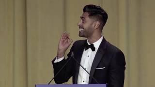 Video Highlights from Hasan Minhaj's correspondents' dinner speech download MP3, 3GP, MP4, WEBM, AVI, FLV Desember 2017