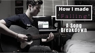 """How I Made """"Falling"""" - Making a song while 5000 miles apart"""