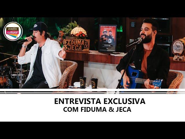 ENTREVISTA EXCLUSIVA COM FIDUMA & JECA