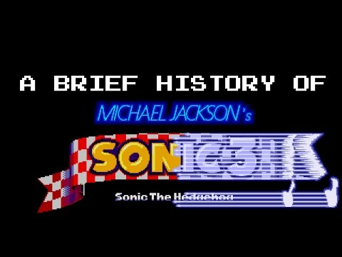 A Brief History of Michael Jackson's Sonic the Hedgehog 3